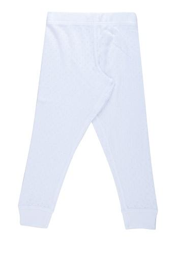 MARKS & SPENCER white Thermal Cuffed Hem Leggings 9A1A4KA0687EB7GS_1