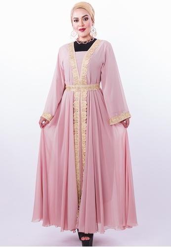 Persian pink Juliana Twenty - Dusty Pink 4FE0EAAB2105F5GS_1