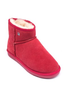 Puppy Wool Boots