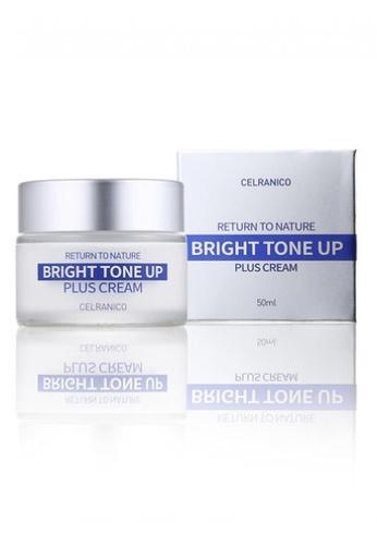 Celranico white Celranico Return to Nature Bright Tone Up Plus Cream 522B7BE053E9F8GS_1