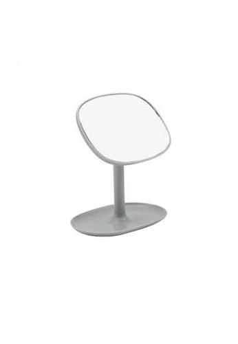 Primeo grey Premium Bamboo Gray Vanity Mirror 58074HL818C00BGS_1