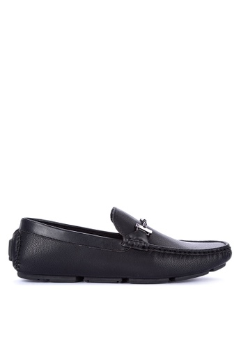 H2Ocean black Nurivan Loafers B11BASHD4FFE91GS_1