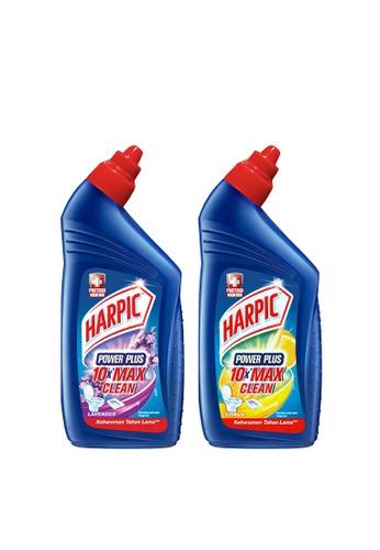 Harpic Harpic Pembersih Kloset Power Rose + Fresh Lemon 495 mL 4C220ES3A4444FGS_1