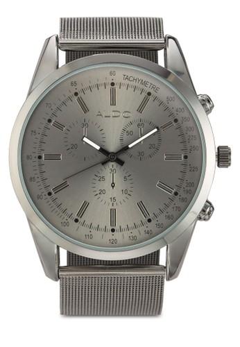 Policar 網眼esprit 衣服金屬圓錶, 錶類, 飾品配件