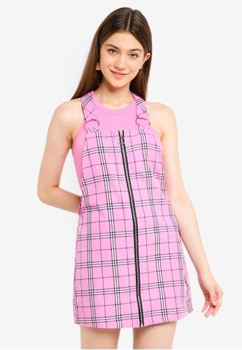 Factorie multi Zip Front Dress 94859AA6421BACGS_1