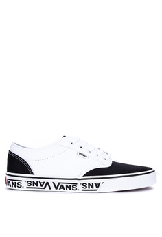 213bfd06c41f5 VANS multi Sidewall Logo Atwood Sneakers 8AF3BSH8E72077GS 1