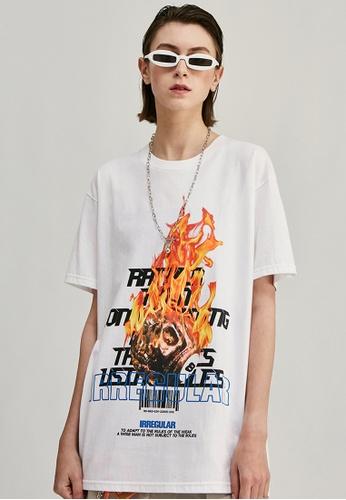 Twenty Eight Shoes Trend Printed Short T-Shirt 1029S20 70307AA3CD1212GS_1