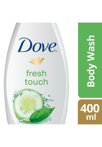 31f91a9bf9e Shop Dove Dove Body Wash Go Fresh Cool Moisture 400Ml Online on ZALORA  Philippines