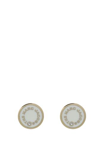 Marc Jacobs The Medallion Studs Stud earrings 8F31EACD94EDB7GS_1