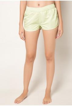 Vanilla Lime Swim Shorts