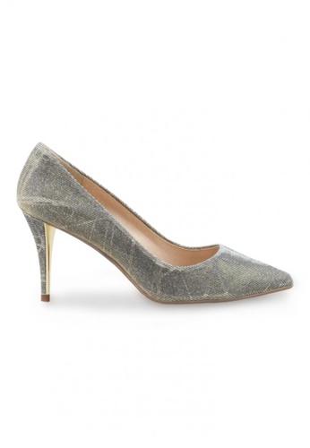Shu Talk gold Stylish High Heels In Gorgeous Gold SH397SH0FPL8SG_1