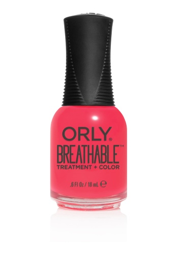 Orly pink Orly Breathable Nail Lacquer Pep In Your Step AA9D1BEC0D619BGS_1
