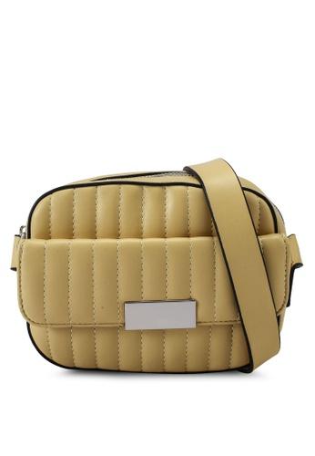 Keddo yellow Russhell Sling Bag D2DB0AC85CFFF9GS_1
