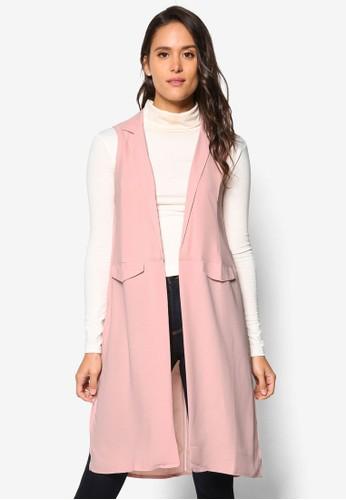 長版無袖外套, 服飾, 夾克 &aesprit門市地址mp; 大衣