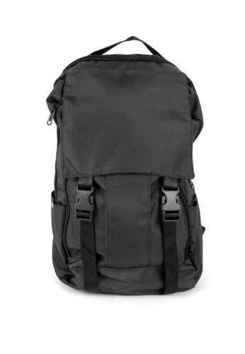 Timeless Manila black Axel Backpack 79F4BACFA663A9GS_1