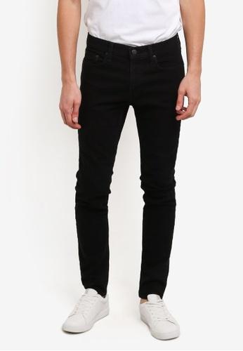 Hollister navy Super Skinny Jeans HO422AA0RNXFMY_1