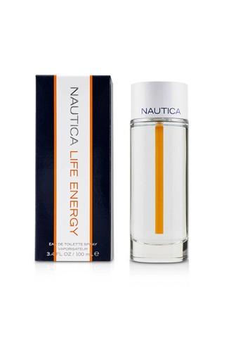 Nautica NAUTICA - Life Energy Eau De Toilette Spray 100ml/3.4oz 7A2B0BEA7D04E7GS_1