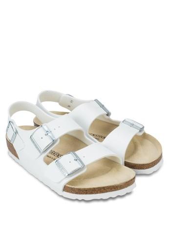 Jual Birkenstock Milano Birko-Flor Sandals Original
