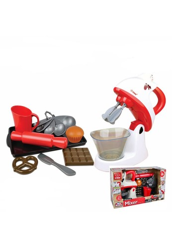 Red Box multi Red Box Toys In Home Electronic Mixer Playset 21209 Kitchen Masak Kue 83380TH1F67AA7GS_1