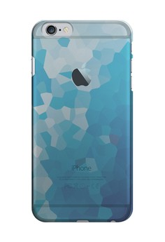 Stained Glass Transparent Hard Case for iPhone 6 Plus