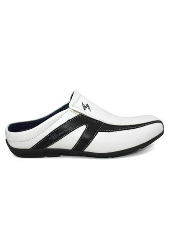 midzone white EXO SCORPION Casual Loafer 3AB27SHC140F8CGS_1