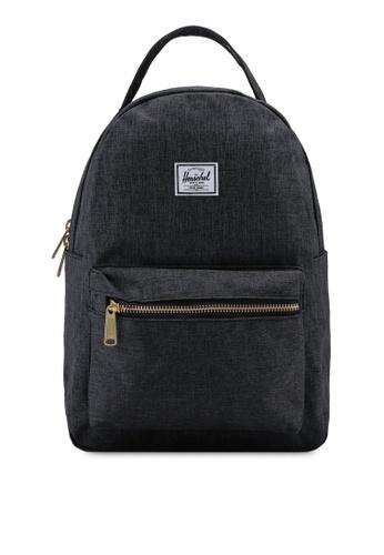 Herschel black Nova XS Backpack FEE4CACF3EFB8EGS_1