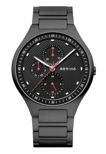 Bering black Classic 11741-772 Black 41 mm Men's Watch 074A0ACC861D05GS_1