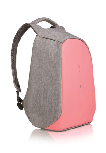 XD-Design pink XD Design Bobby Compact Anti Theft Backpack (Coralette) 3AD92ACE413D47GS_1