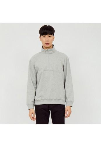 M231 M231 Sweater Half-Zip Harrington Abu 2164B 0DA88AA8B088DEGS_1