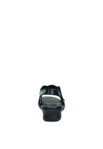 601e539f36e3 Buy ECCO Felicia Sandal Black Black Fea For Softy Online on ZALORA Singapore