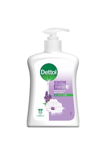 DETTOL Dettol Sabun Cuci Tangan Sensitive 245ml Pump 71A6DES9A0407AGS_1