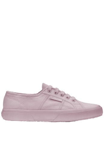 Superga pink Superga 2750 in Total Pink Skin 55E24SH86D3722GS_1