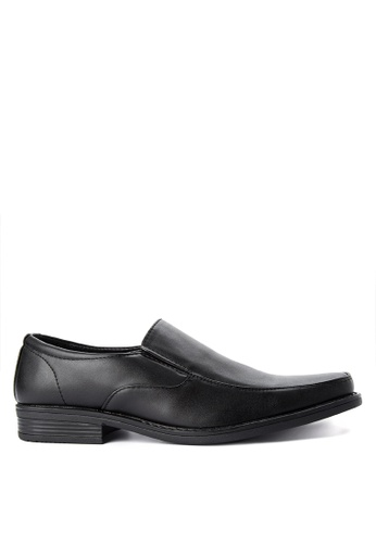 Itti black 1016-7 Formal Shoes IT425SH11OOMPH_1