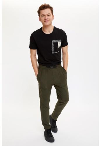 DeFacto green Man Knitted Trouser 014B0AA19E63CCGS_1