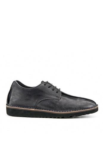 Twenty Eight Shoes Rye復古擦色真皮皮鞋9762 89FE9SH6274DC4GS_1