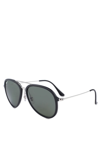 a66c220f7bb Shop Ray-Ban Ray-Ban RB4298 Sunglasses Online on ZALORA Philippines