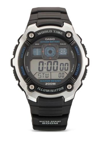 Casio multi Casio General Men's Sporty Digital Watch CA843AC93YTUMY_1