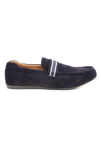 midzone blue EXO SCORPION Fashion Slip On 1048DSH668575BGS_1