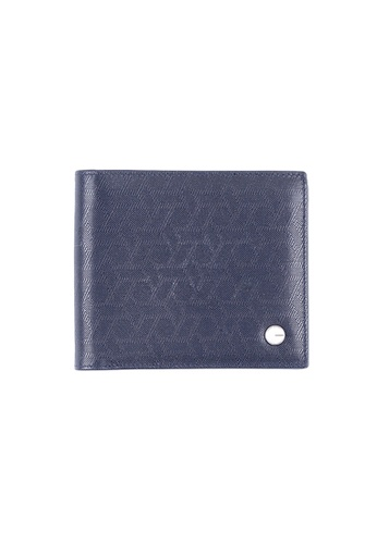 Goldlion Embossed Leather Wallet GO578AC0FFPMSG_1