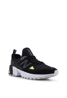 9a31b853c 15% OFF New Balance 574 Sport Lifestyle Shoes RM 439.00 NOW RM 372.90 Sizes  7 8 9 10 11