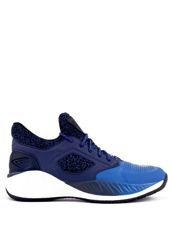 World Balance blue Phenom Mens Basketball Shoes 52FD5SH84C2822GS_1