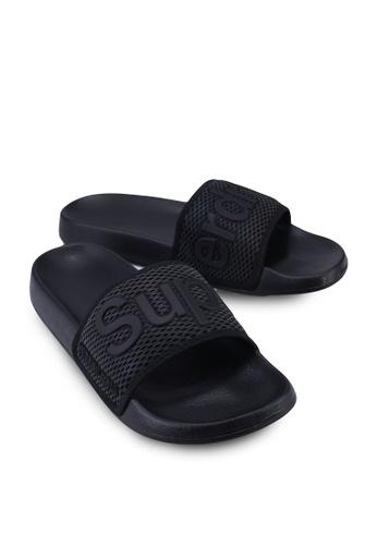 Sandals Superdry /'Beach Slide/' Sliders
