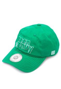 Green Envy Cap