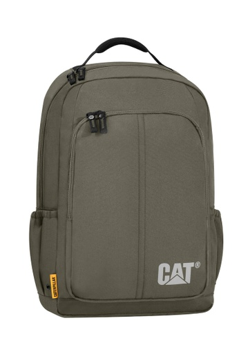 Caterpillar green CAT Mochilas Innovado With EASE Shoulder Straps Square Laptop Backpack 1E1A8AC4741C16GS_1