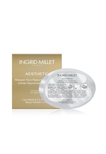Ingrid Millet Infinite Rejuvenating Eye Mask 1C979BE15BFE0FGS_1