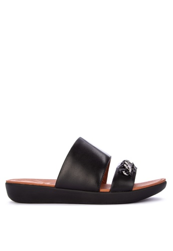 bf3ce4c40 Shop Fitflop Delta Chain Slide Online on ZALORA Philippines