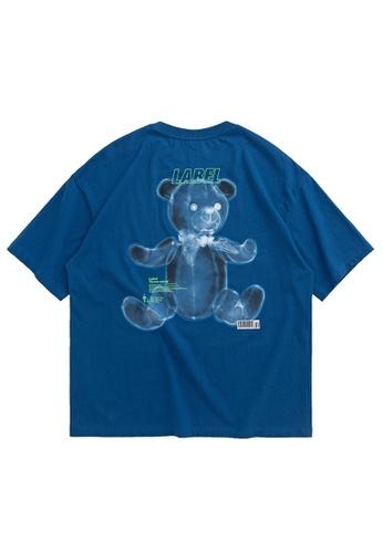 Twenty Eight Shoes Trend Printed Short T-Shirt 1089S20 E3F66AA7DBB61DGS_1