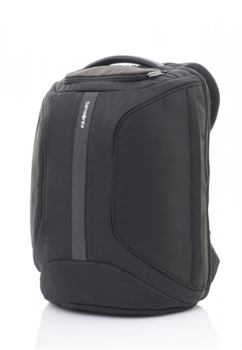 Samsonite black Samsonite Garde Laptop Backpack III SA186AC66XBXSG_1