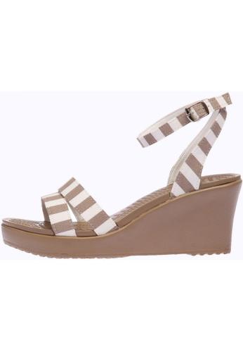 paperplanes multi SNRD-212 Women Fashion Ankle Strap Aqua Wedge Sandals Shoes PA110SH85OYOHK_1