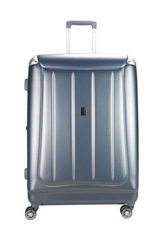 e1cf6a2c5a2d88 Airways blue Airways 24 inch 8 Wheels Trolley Hard Case Luggage - ATH 7902  LIGHT BLUE